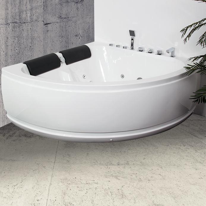 Inomhusspa modell Deco vänsterställd version