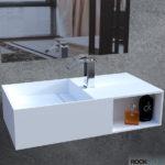 Tvättställ Egholm, Rock Solid