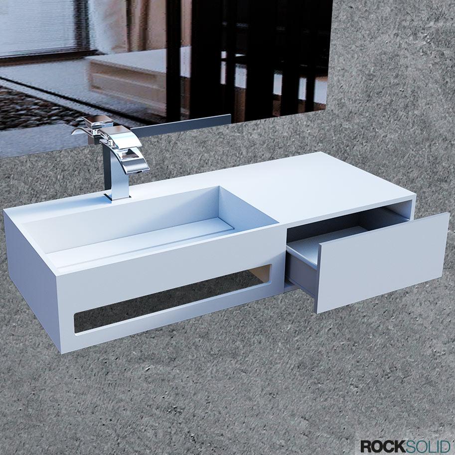 Tvättställ Livø, Rock Solid