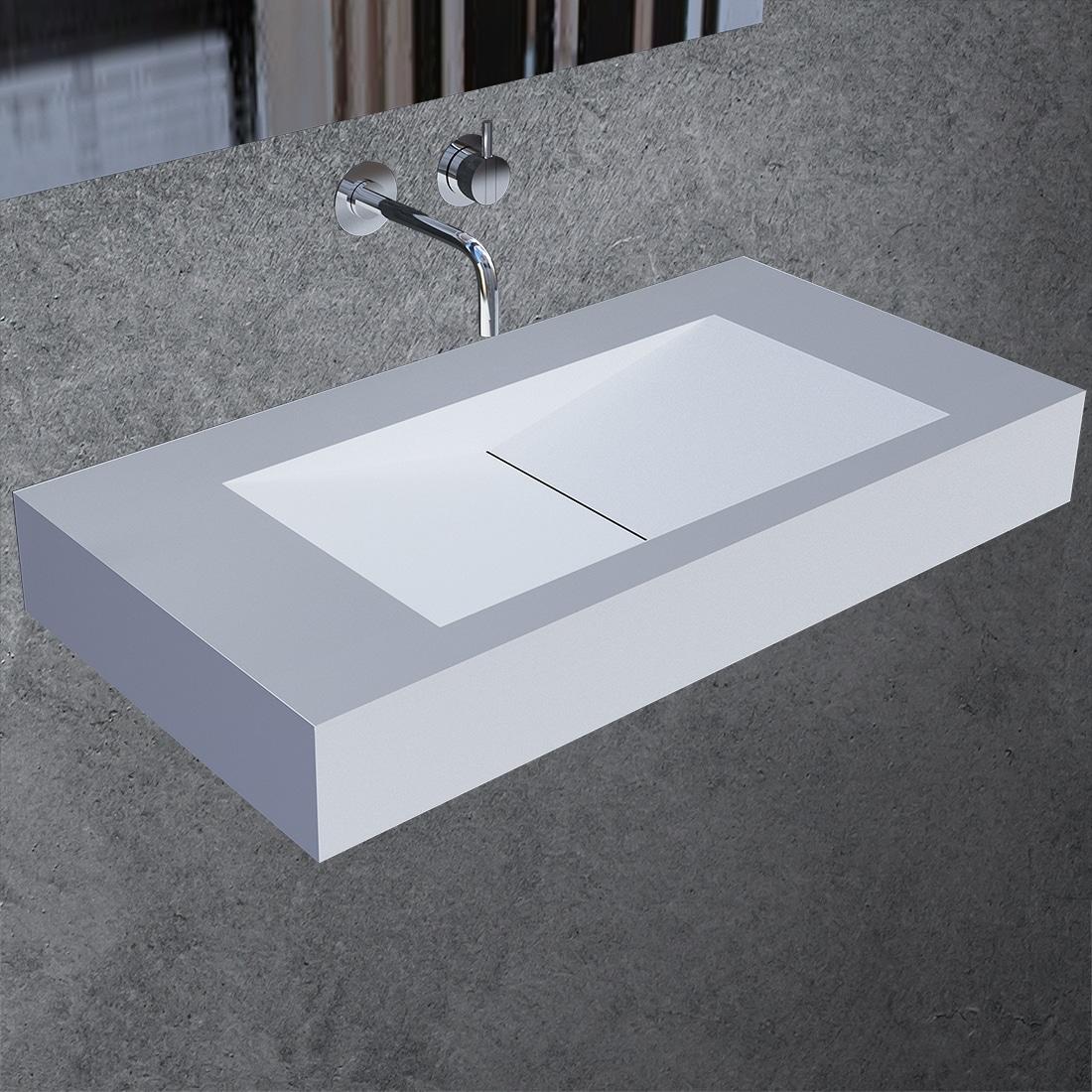 Tvättställ modell Sprogø