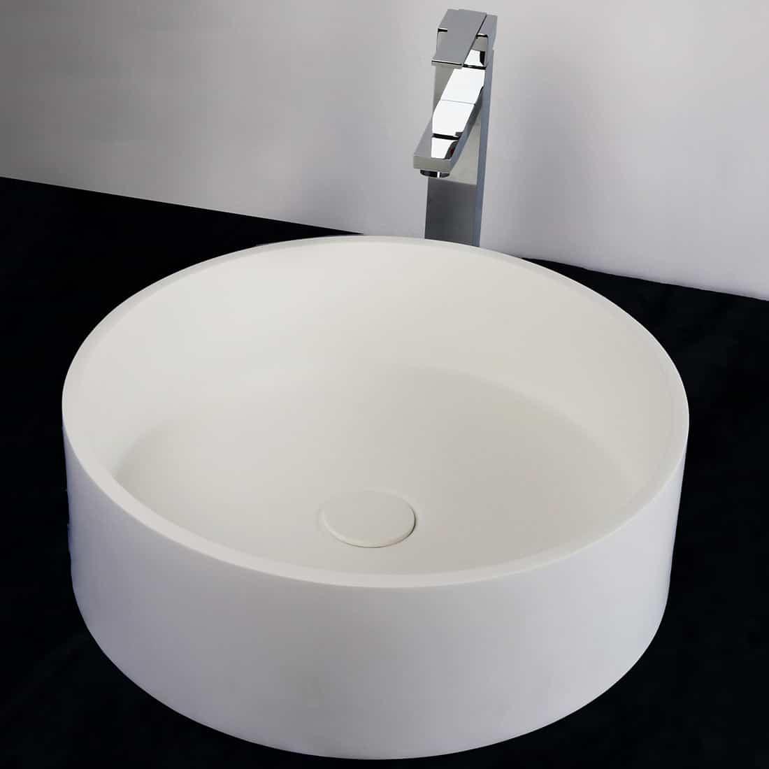 Tvättställ Christiansø, Rock Solid