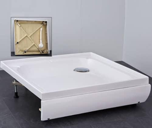 Duschkabin modell Art90F
