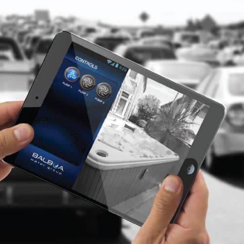 Balboa Wifi-modul till utomhusspa
