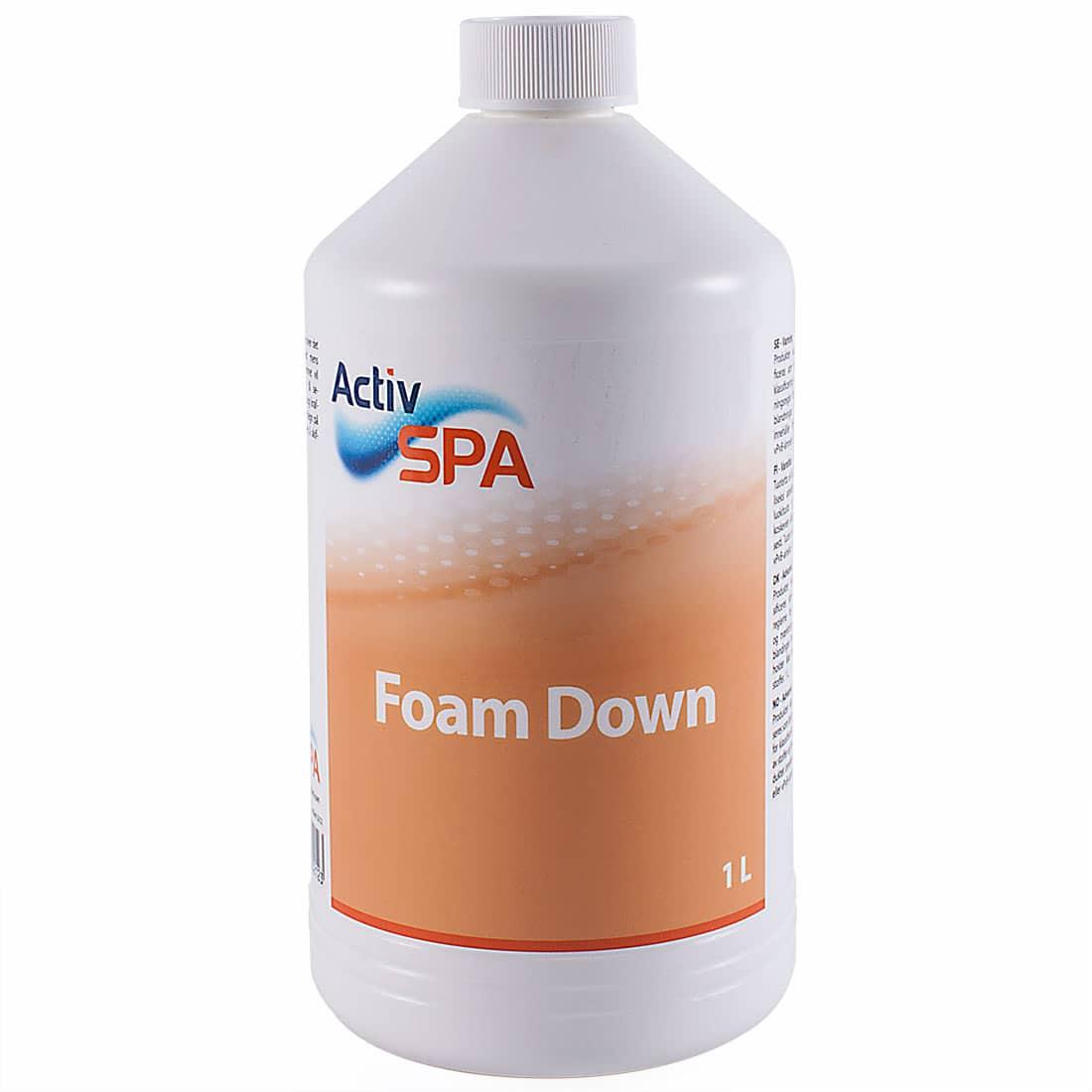 Activ Spa Foam Down