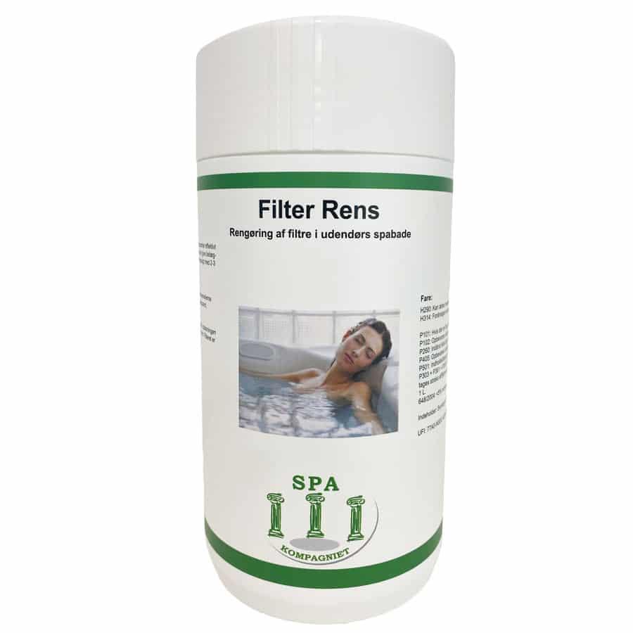 Filterrengöring