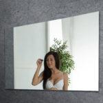 Spegel Cristal till ditt badrum