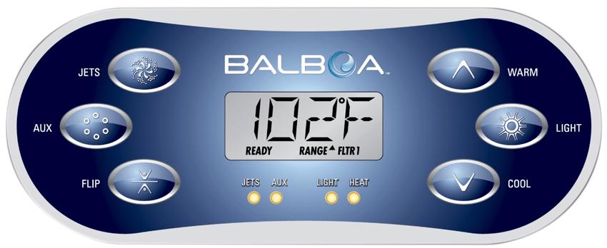 styrsystem och elektronik från Balboa