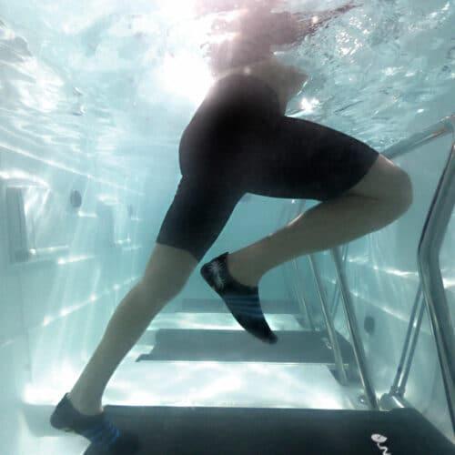 Effektiv träning i vatten