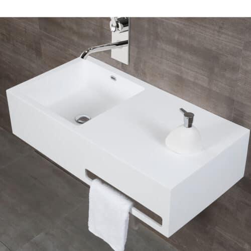 Samsø tvättställ i RockSolid™